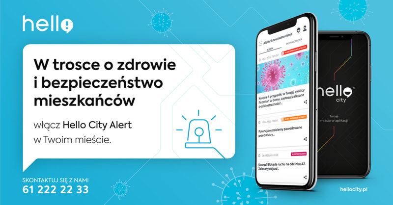 INEA udostępnia za 1 zł aplikację mobilną umożliwiającą informowanie mieszkańców miast o zagrożeniach