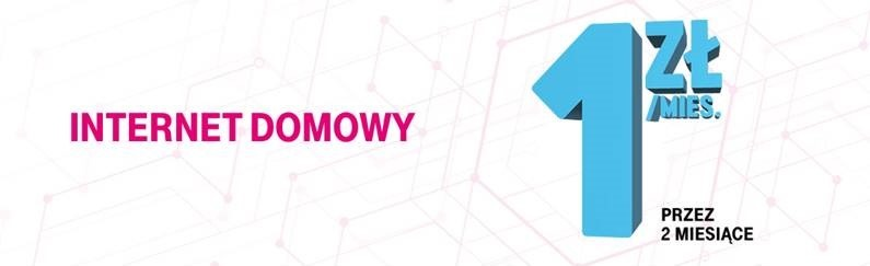 Internet domowy od T Mobile