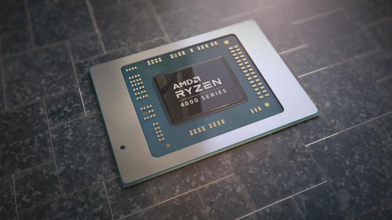 AMD prezentuje procesory serii AMD Ryzen 9 4000H przewidziane do laptopów dla graczy