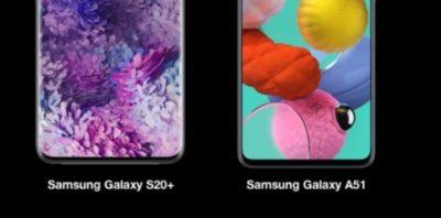 Kup Samsunga S20+, a A51 zgarnij za 1 zł/mc