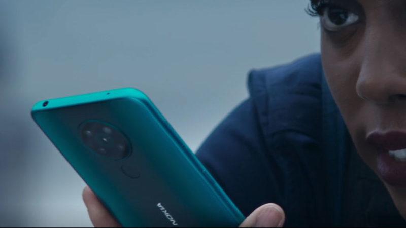 Nowy smartfon Nokia 5G i kolejne modele w portfolio