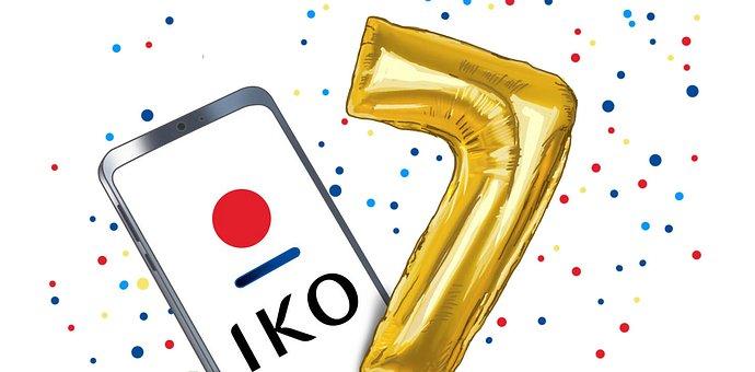 Prawie 4,5 mln aktywnych aplikacji na 7 urodziny IKO