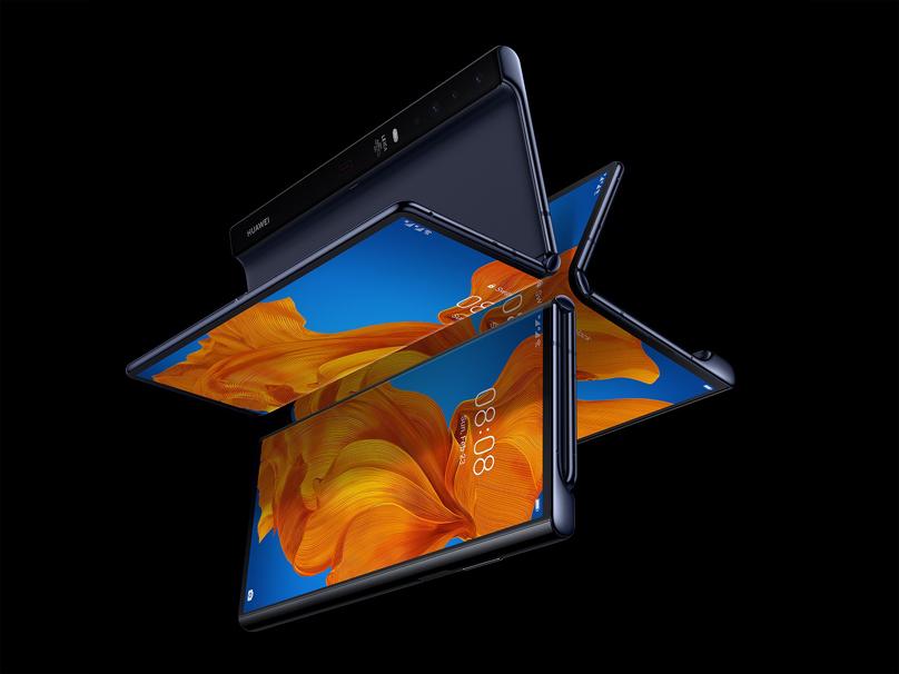 Huawei prezentuje składany smartfon HUAWEI Mate Xs