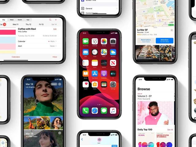 Firma Apple wydała uaktualnienie do iPhone i iPad: co nowego w iOS 13.4?