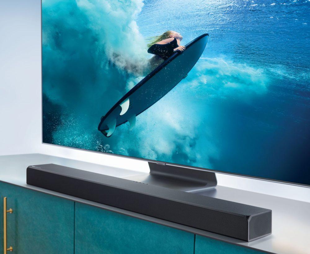 Samsung już po raz 6 z rzędu globalnym liderem rynku soundbarów