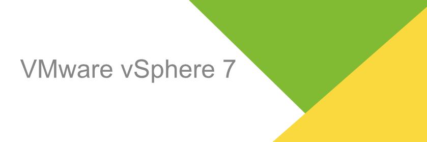 vsphere 7 simple