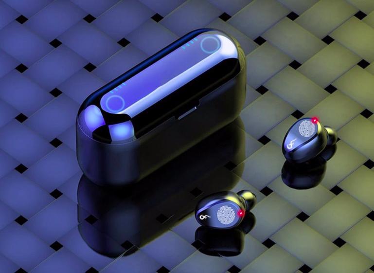 8D Stereo Sport – bezprzewodowe słuchawki w ofercie Tomtop ze zniżka 45%