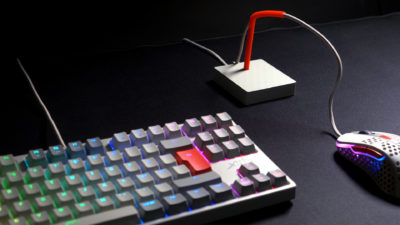 Zapomnij o przewodzie swojej myszki z nowym gadżetem od Xtrfy