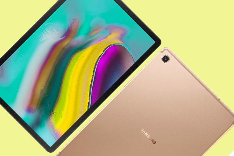 Stylowy tablet Galaxy Tab S6 Lite z nowym rysikiem S Pen
