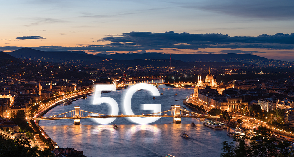 Ericsson i Magyar Telekom uruchamiają komercyjną sieć 5G na Węgrzech