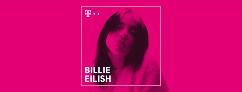 Billie Eilish w jubileuszowym podkaście T‑Mobile Electronic Beats Billie Eilish Podcast T Mobile Electronic Beats