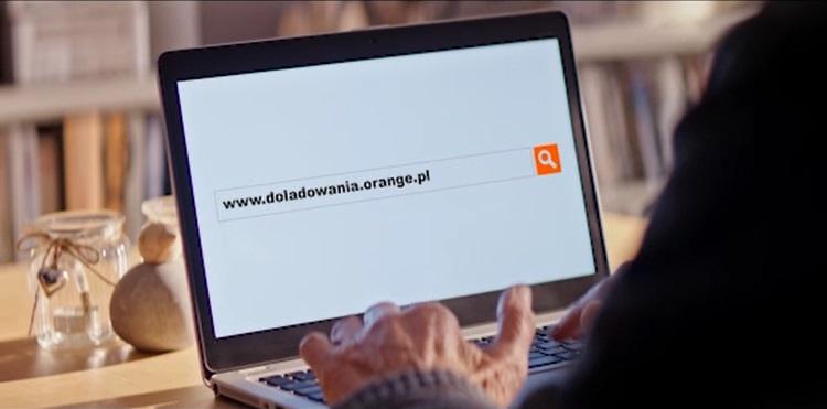 5 GB za doładowanie konta Orange przez internet