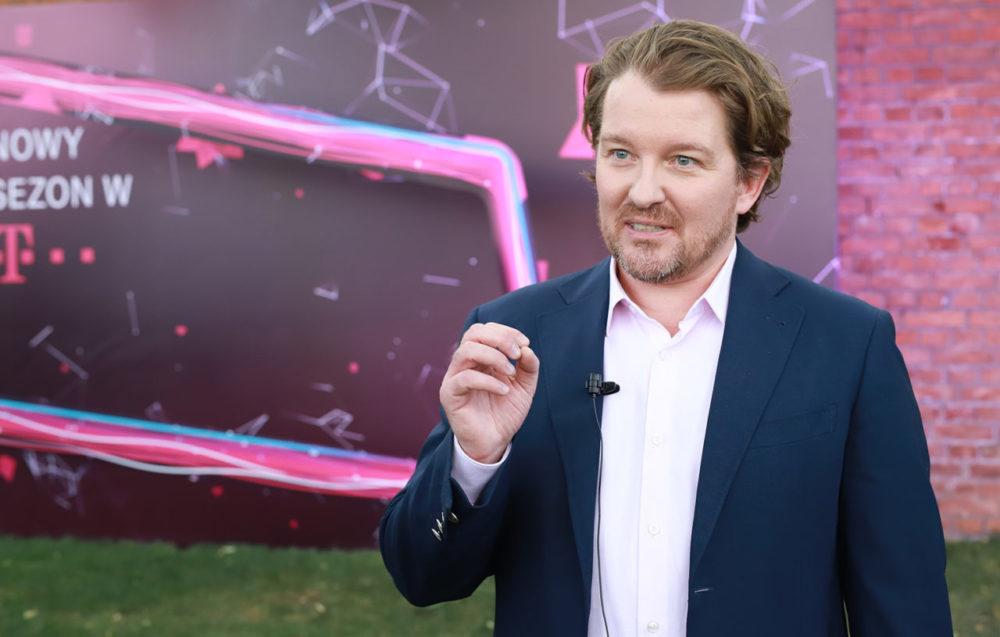 Frederic Perron rezygnuje z funkcji członka Zarządu T‑Mobile Polska ds. rynku prywatnego by objąć stanowisko poza granicami kraju