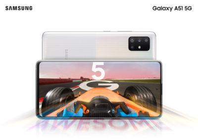 Galaxy A51 5G Fin