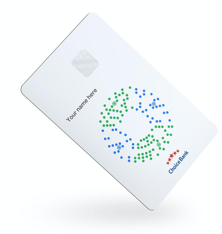 Google Pay Card