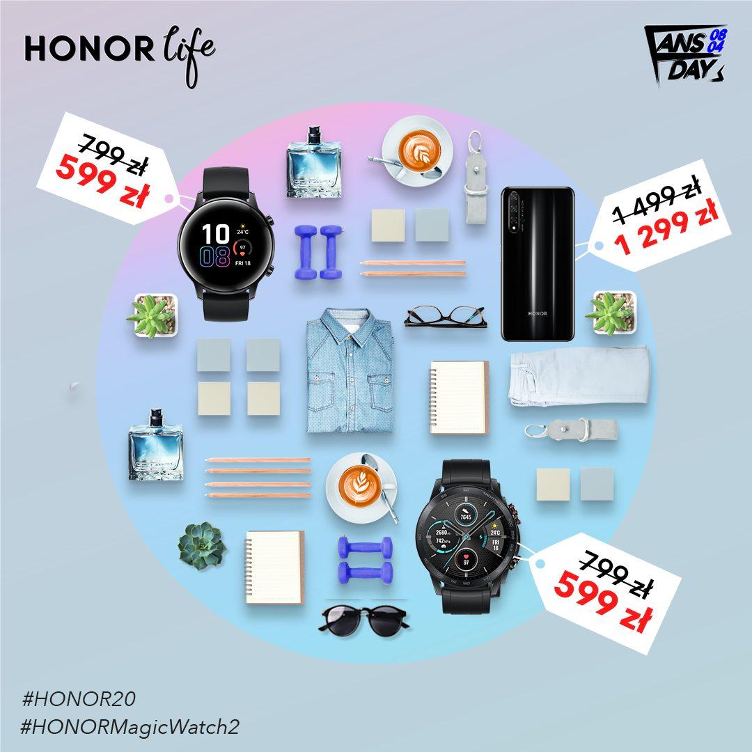 Honor ogłasza Honor Fans Festival