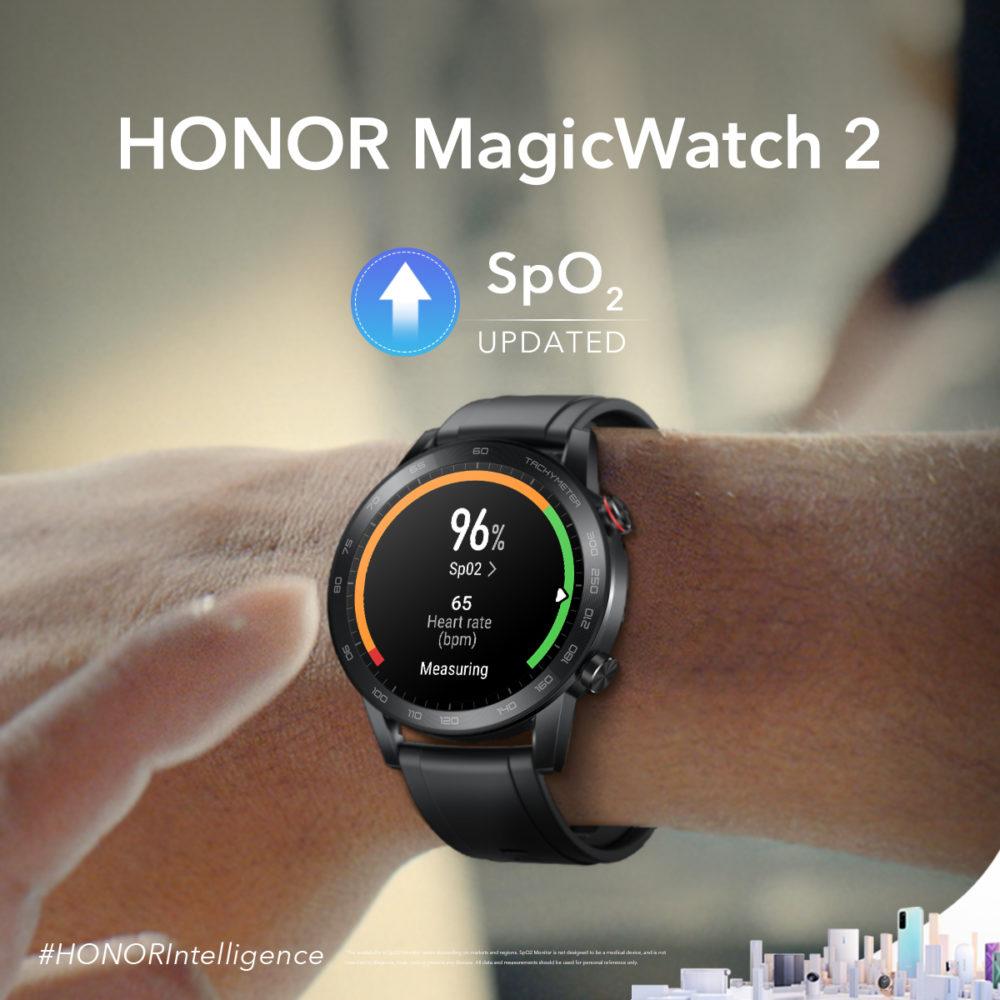 HONOR MagicWatch2 spo2