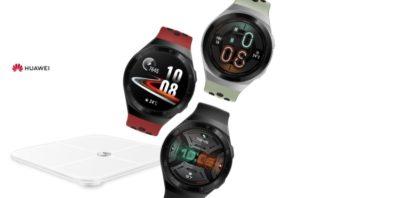 Kup Huawei Watch GT 2e i zgarnij smart wagę