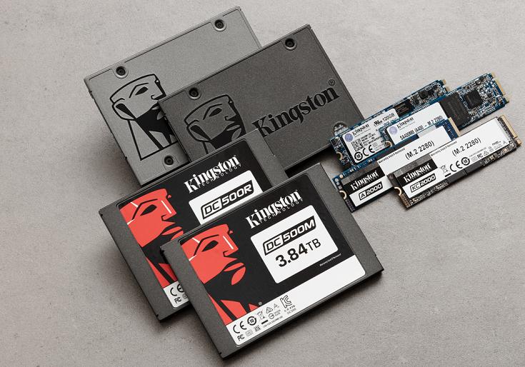 Kingston Technology liderem w kanale sprzedaży dysków SSD w 2019 roku