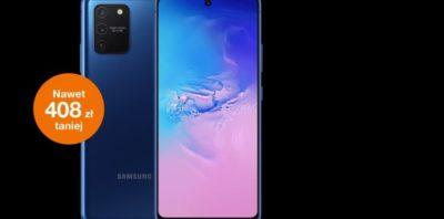 Orange oferta tygodnia – Samsung Galaxy S10 Lite