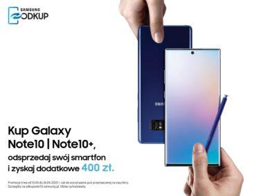 Odkup Note10 Note10plus poziom 2