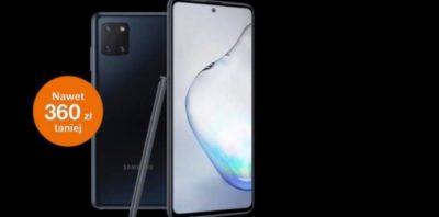 Oferta tygodnia: Samsung Galaxy Note 10 Lite