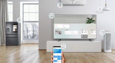 Obejrzymy zdjęcia na dużym ekranie Samsung Smart TV