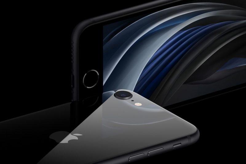 Apple zaprezentowało nowy iPhone SE - z przyciskiem Home, pojedynczą kamerą i potężnym procesorem