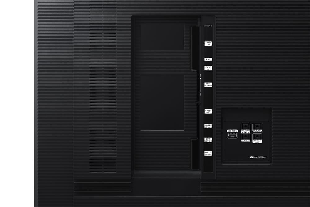 b QHR 006 Detail Black