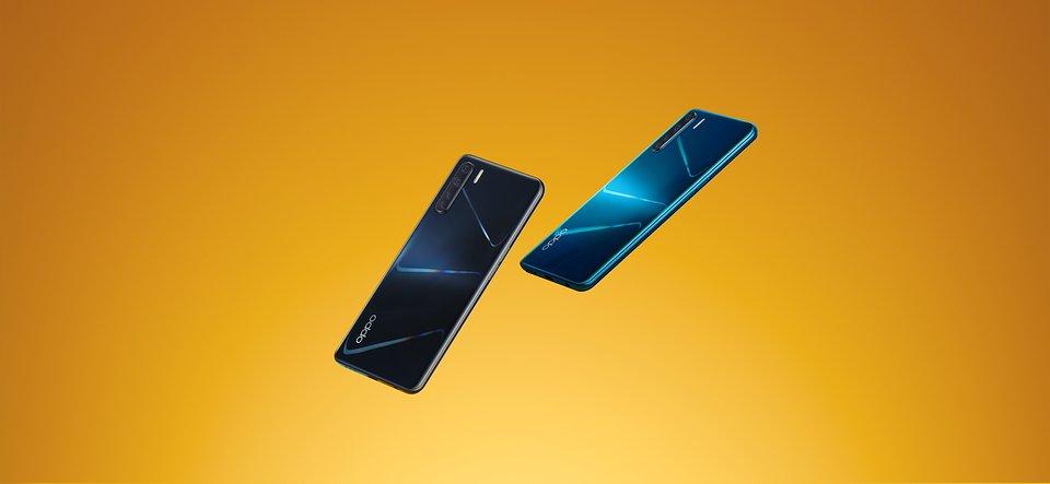 OPPO wprowadza do sprzedaży nowy smartfon ze średniej półki - model A91