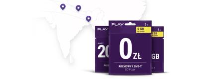 Nowe pakiety minut do Indii, Bangladeszu i Nepalu
