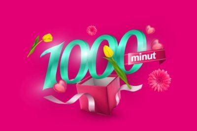 1000 darmowych minut na rozmowy z mamą i nie tylko dla klientów T-Mobile na kartę i MIX