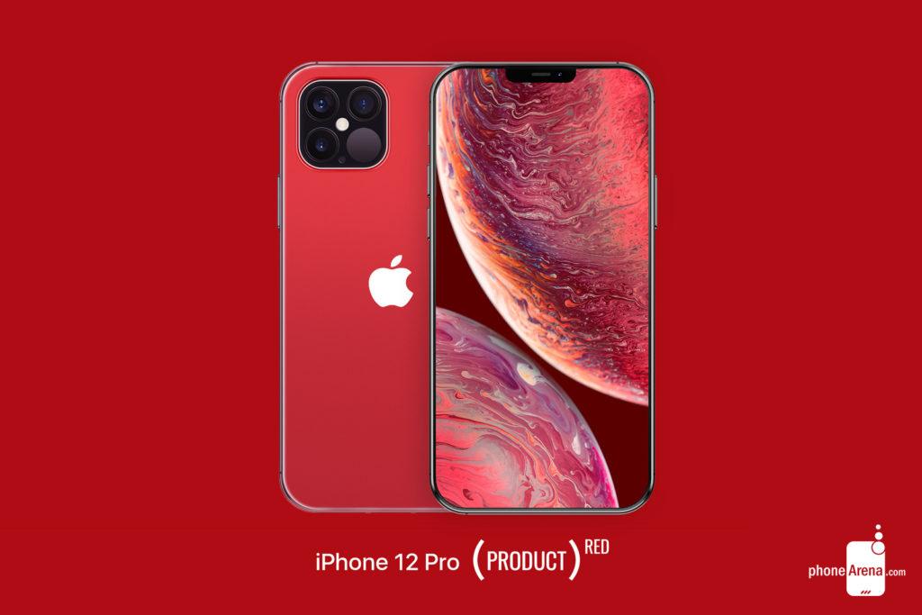 iPhone 12 i iPhone 12 Pro pokazały na wielu nowych obrazach