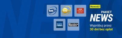TVN24 i TVN24 BiS już teraz w PLAY NOW i PLAY NOW TV