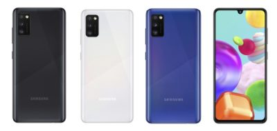 Kompaktowy Galaxy A41 debiutuje w Polsce