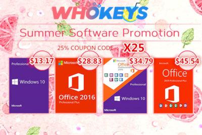 X25 summer sale
