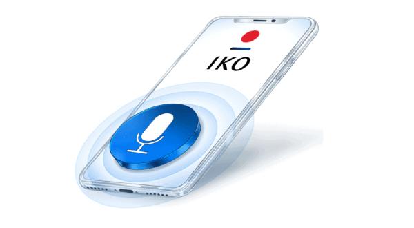 Asystent głosowy już dostępny w IKO