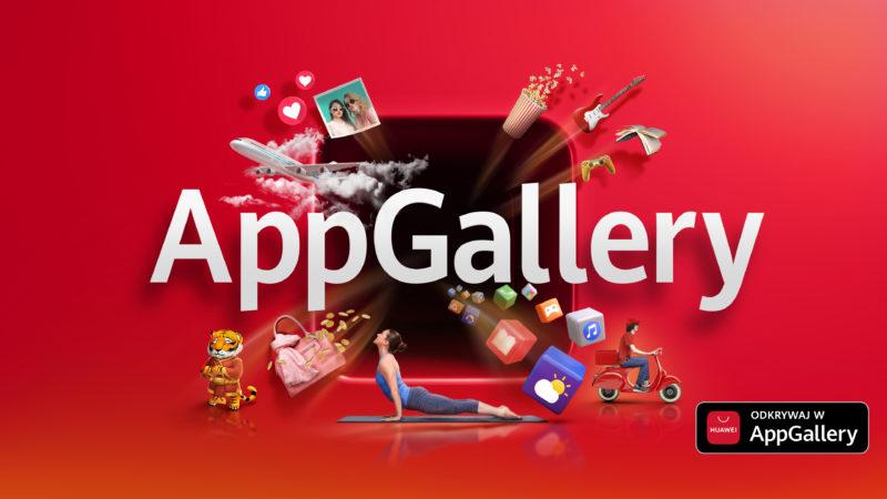 Huawei rusza z kampanią 360 stopni dla sklepu z aplikacjami Huawei AppGallery i nowych urządzeń