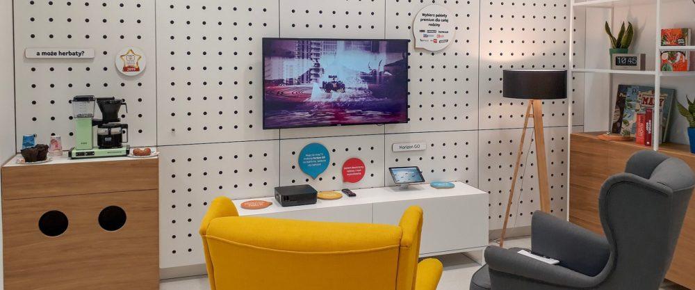 UPC Polska ponownie otwiera salony sprzedaży