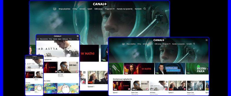 CANAL + łączy telewizję z VOD – nowa usługa bez umowy, kabla i anteny