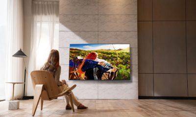 Nowe telewizory LG NanoCell 2020 - czyste i realistyczne kolory, które zamienią pokój w salę kinową