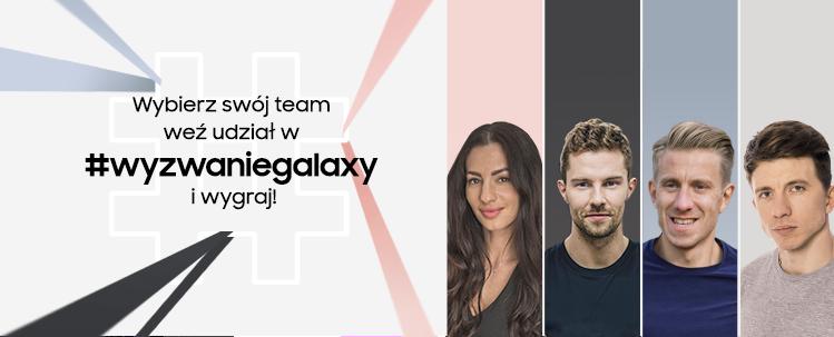 Podejmij #wyzwaniegalaxy i zdobądź cenne nagrody