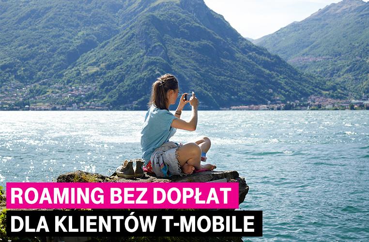 Roaming w UE bez dopłat dla klientów T-Mobile