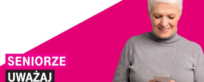 """T-Mobile rozpoczyna akcję edukacyjną """"Seniorze, uważaj na te numery!"""""""