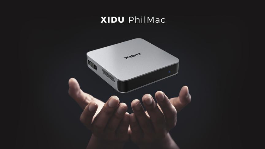 Więcej szczegółów o Xidu PhilMac