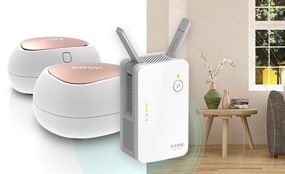 Netia pomaga zwiększyć zasięg domowych sieci