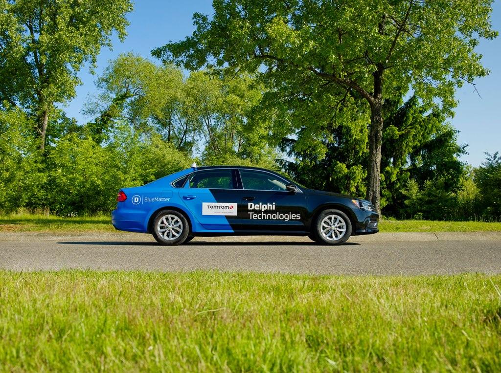 Współpraca TomTom i Delphi Technologies pozwoli samochodom osobowym zaoszczędzić ponad 10 proc. paliwa