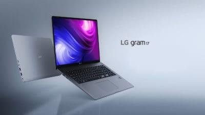 Powracają najlżejsze ultrabooki LG gram 2020