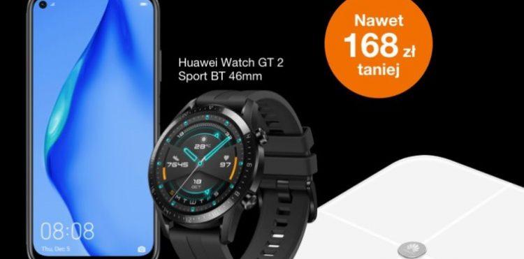Oferta tygodnia - urządzenia Huawei taniej nawet 168 zł