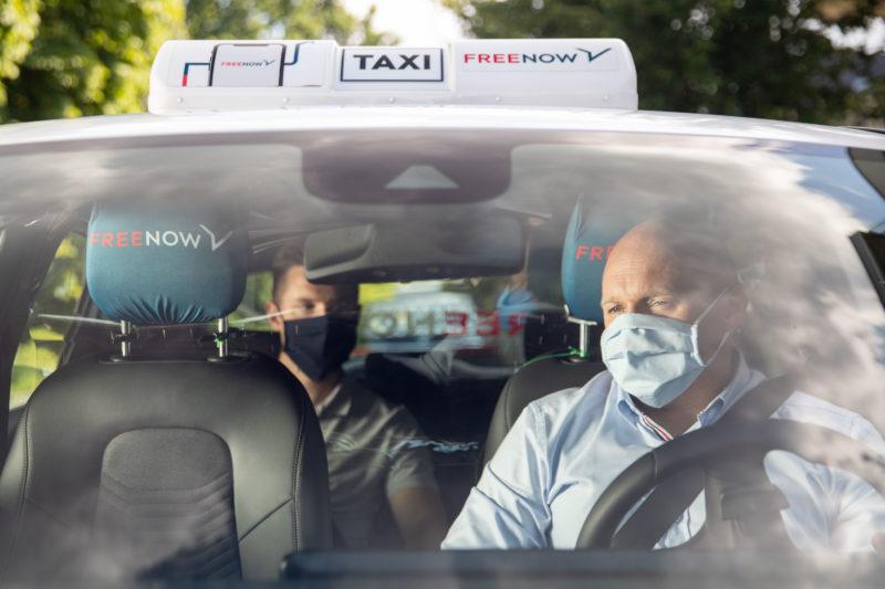 Kierowcy odzyskują pasażerów po kryzysie: FREE NOW notuje przyrost kursów o +20% tygodniowo od maja